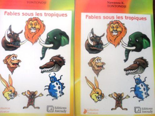 """Fables sous les tropiques photos 493x370 - Littérature/ """"Fables sous les tropiques"""": Nawanou Tontondji redonne vie aux contes et légendes africains!"""