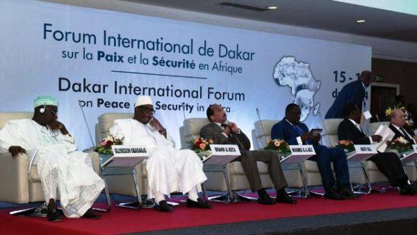 Forum paix et sécurité bon 600x338 - L'Afrique planche sur sa sécurité à Dakar