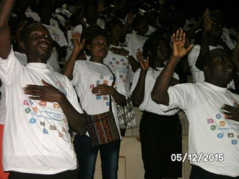 Volontaires bon 493x370 - Volontaires nationaux: la 11è vague a prêté serment