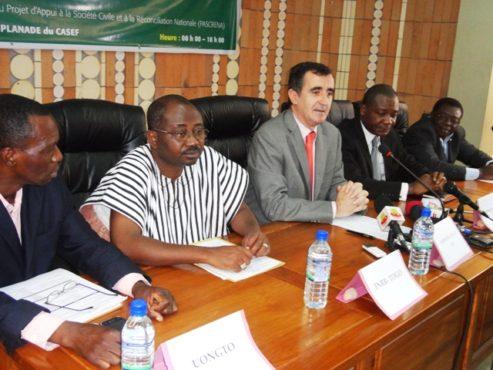 Jnsc togo 493x370 - Journée nationale de la société civile: un pas vers davantage d'efficacité...