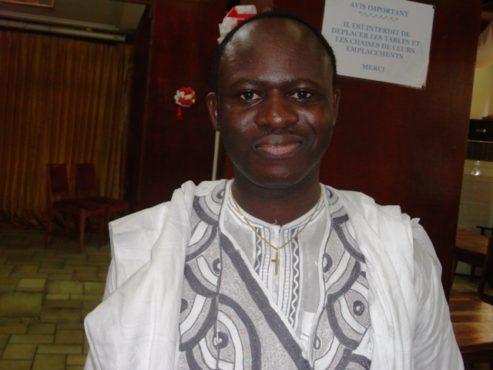 Ebeh Kodjo président ANCE Togo 493x370 - L'ANCE-Togo  s'inquiète de la gestion du parc Fazao-Malfakassa après le départ de la Fondation Franz Weber