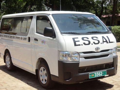 Bus ESSAL 493x370 - La France fait don d'un mini bus à l'ESSAL