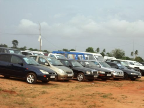 Parc véhicules GTA 2 493x370 - Nouveau parc pour les revendeurs de véhicules d'occasion de la zone GTA