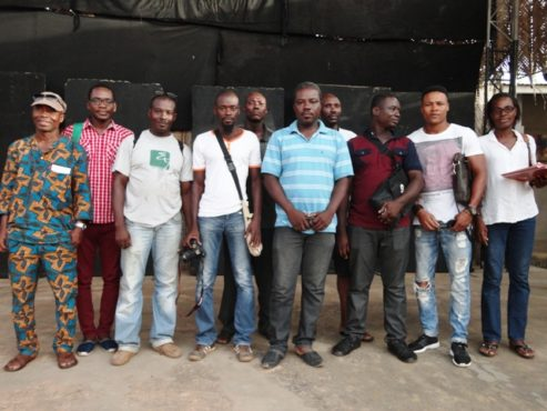 Centre pour plasticiens 493x370 - Des artistes plasticiens togolais rêvent d'un centre!