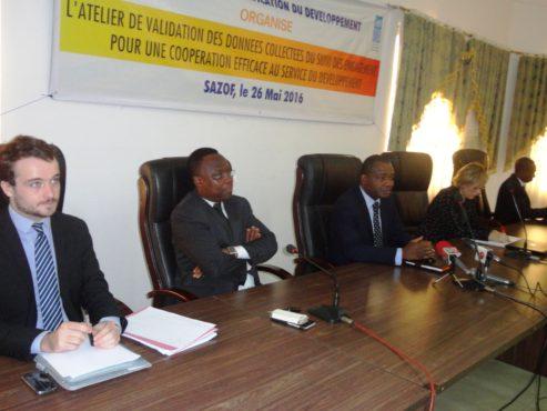 Enquête accord de BUSAN 493x370 - Mise en œuvre des Engagements de BUSAN: les données collectées du 2è cycle de suivi des progrès , ont été validées