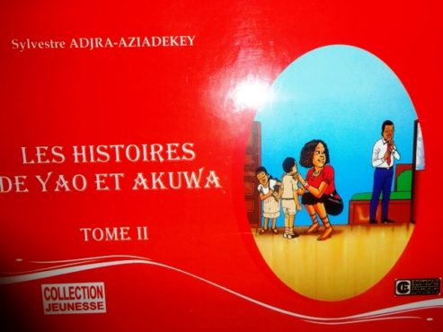 Les histoires de Yao et Akuwa tome II bon 493x370 - Littérature/ « Les histoires de Yao et Akuwa » : le Tome II est sorti !