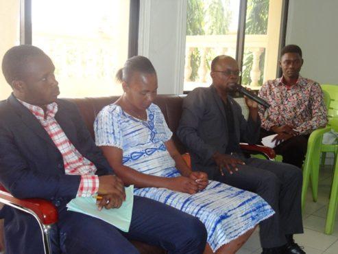 Séminaire parti des Togolais 493x370 - Le Parti des Togolais veut placer la femme au cœur de l'action citoyenne