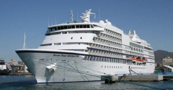 Seven Seas Navigator1 600x314 - Tourisme : le bateau de croisière Seven Seas Navigator mouille au Port Autonome de Lomé