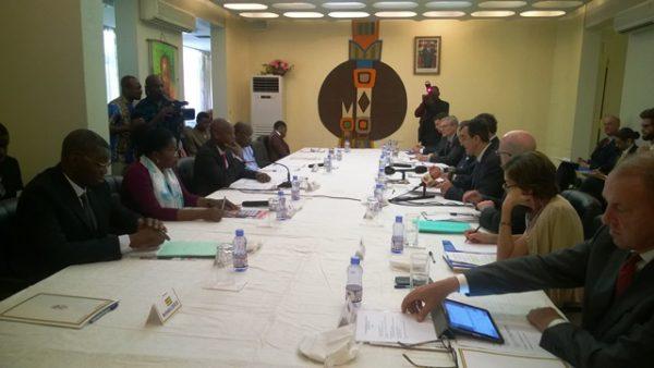 Dialogue UE Togo 600x338 - 17è session du dialogue politique UE-Togo : la décentralisation et les élections locales, les droits humains … au menu des  discussions
