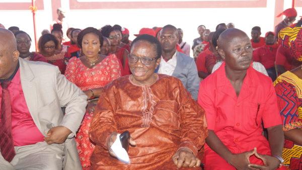 CAR 26 ans bon 600x337 - 26 ans du CAR/ Me Yaovi Agboyibo : « …notre peuple est en train de se rapprocher du jour où il sera débarrassé  des populistes menteurs »