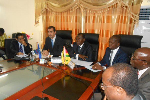 Appui budgétaire UE 600x400 - Appui budgétaire : l'Union Européenne octroie 6,5 milliards FCFA au Togo