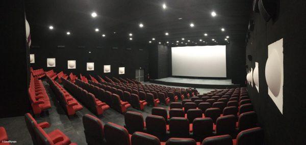 CanalOlympia 600x285 - Culture : Faure Gnassingbé et Vincent Bolloré inaugurent une salle de cinéma à Lomé