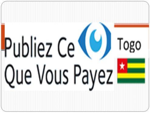 PCQVP 493x370 - ''Publiez ce que vous payez ''-Togo  veut contribuer à faire du secteur minier un levier de développement