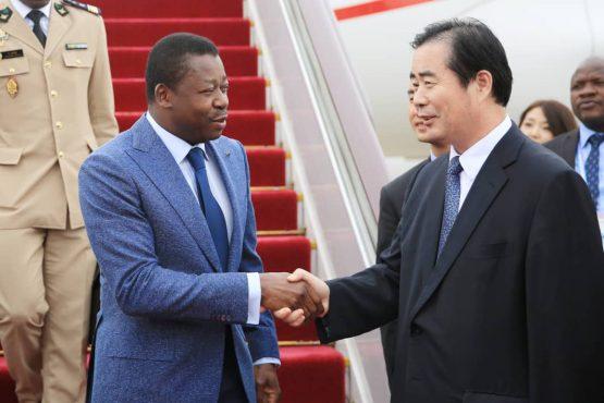 IMG 20180901 WA0008 555x370 - Coopération Sino-Africaine: Le Togo participe au sommet de Beijing et organise le Business forum en Chine