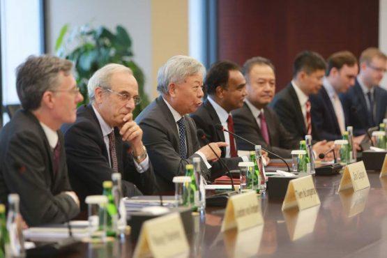 IMG 20180904 WA0026 555x370 - FOCAC: table ronde de haut niveau des Chefs d'Etat et de gouvernement