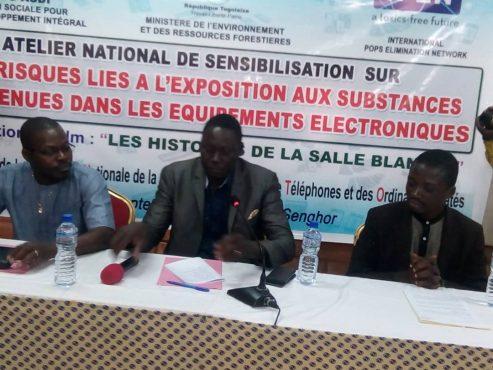 IMG 20180906 WA0037 493x370 - L'ONG ASDI veut éveiller les consciences sur les risques liés à l'exposition aux substances contenues dans les équipements électroniques