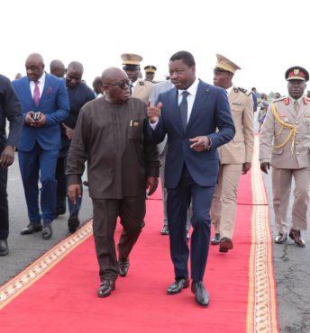 IMG 20181027 WA0003 344x370 - Coopération Togo-Ghana: Faure Gnassingbé et Nana Akufo-Addo ont inauguré le poste de contrôle juxtaposé de Noepe-Akanu