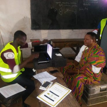 Recensement electoral visite du president kodjona 768x768 370x370 - Elections locales : la deuxième vague des OPS a entamé sa formation