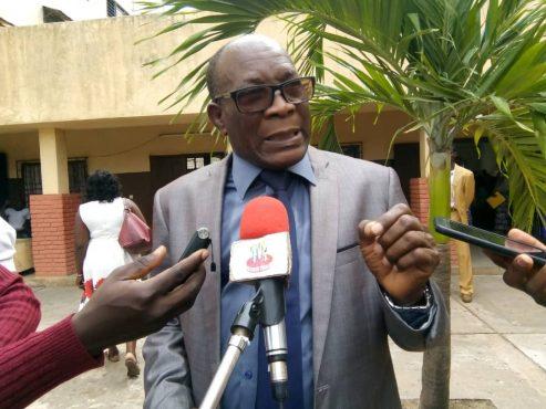 pdt cndh 493x370 - Droits de l'homme : la CNDH pour une meilleure connaissance de la loi sur la dévolution successorale au Togo