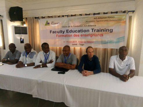 AO Alliance 493x370 - Santé/ prise en charge des patients traumatisés : plusieurs  réunions de l'AO Alliance à Lomé
