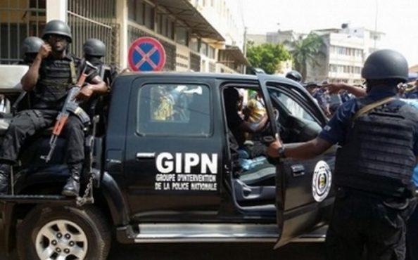 police nationale 594x370 - Braquages à Lomé : une quinzaine de malfrats sous les verrous