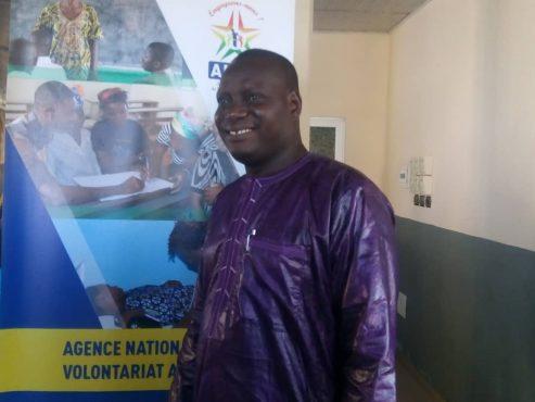 DG ANVT 493x370 - Volontariat : Le concours ''Meilleur volontaire de l'année '' 2019 élargi aux volontaires internationaux en mission au Togo