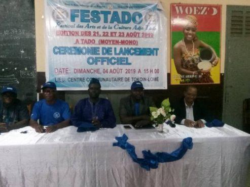 Lancement FESTADO bon 493x370 - FESTADO : la première édition, c'est du 21 au  23 août 2019 à Tado