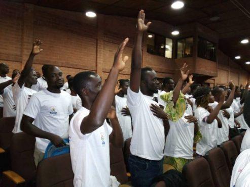 Volontaires 14è vague 493x370 - Volontariat : encore 504 jeunes s'engagent !