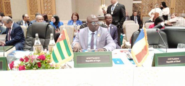 IMG 20191217 WA0127 600x279 - Le Togo prend part à la 11ème session de la Conférence Islamique des ministres de la culture à Tunis