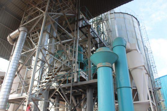 sitrapat 555x370 - SITRAPAT SA,transformer le maïs produit au Togo