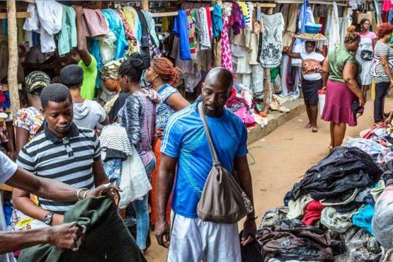 Activités économiques touchées par le Covid 555x370 - Togo: 62% des emplois durement touchés par le coronavirus