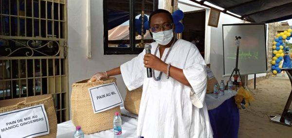 Daniel Agblévon 600x284 - Du pain à base de  manioc: voilà un an que Daniel Agblévon donne vie à son rêve