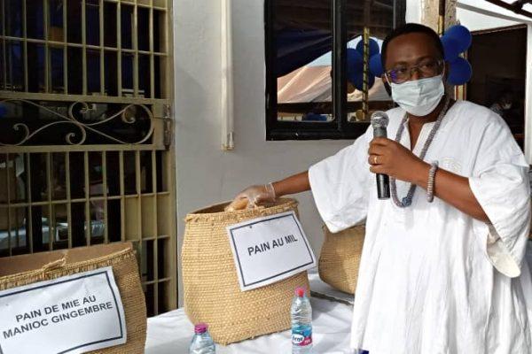 Daniel Agblévon 600x400 - Du pain à base de  manioc: voilà un an que Daniel Agblévon donne vie à son rêve