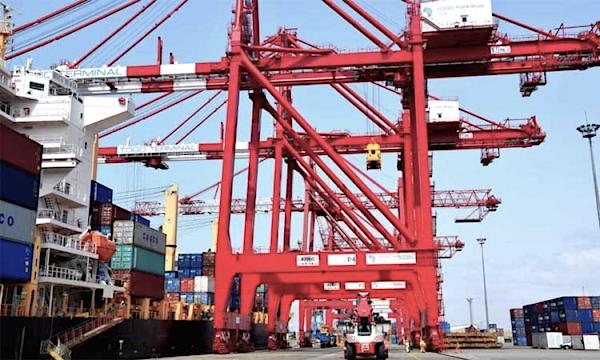 PAL - Togo: Port autonome de Lomé, 5è port à conteneurs en Afrique en 2019