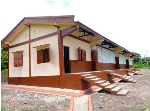 bâtiment scolaire à Pagala Tomégbé 500x370 - FSB: plusieurs communautés du nord-Togo dotées d'infrastructures socioéconomiques au premier semestre 2020