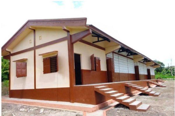 bâtiment scolaire à Pagala Tomégbé 600x400 - FSB: plusieurs communautés du nord-Togo dotées d'infrastructures socioéconomiques au premier semestre 2020