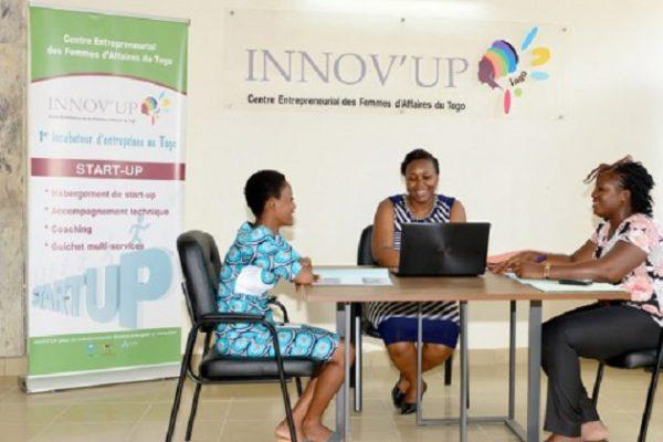 innov up 600x400 - Innov'up, un incubateur pour les entrepreneuses togolaises en quête de leadership