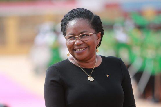 6V6A1142 1 scaled 1 555x370 - Togo/ Victoire Tomégah Dogbé, première femme Premier ministre: comment la dame de fer a réussi à gagner la confiance de Faure Gnassingbé