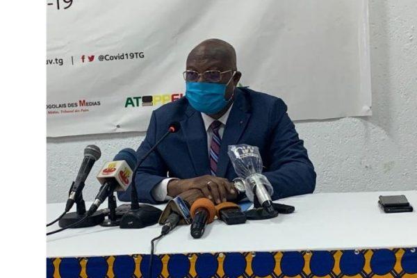 Affoh Atcha Dédji 600x400 - Guéri du COVID-19, le ministre Atcha Dédji Affoh témoigne: « Le virus est là»!
