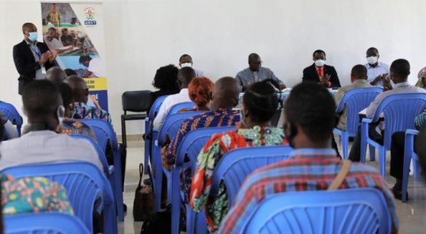 Formation ANVT 14 09 2020 600x330 - Togo : près de 60% des jeunes volontaires en fin de mission ont trouvé un emploi