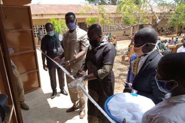 Batiment Lycee Wogba 600x400 - PSMICO: un nouveau bâtiment scolaire au Lycée de Wogba