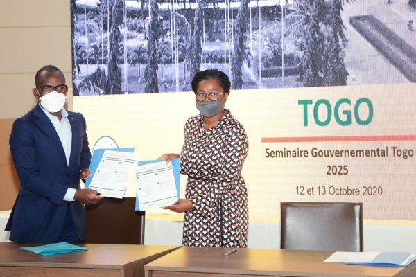 Enggagemnt des ministres 600x400 - Togo: les ministres s'engagent par écrit!