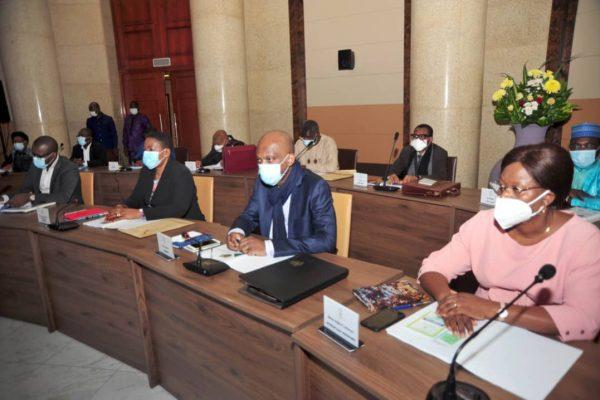seminaire budget programme 600x400 - Togo : le gouvernement planche sur le budget -Programme