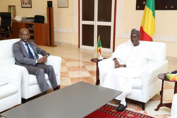 GST Mali 600x400 - Le Groupe de soutien à la transition au Mali tient sa réunion inaugurale