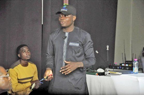 Ghislain Awaga 557x370 - Togo/Entrepreneuriat: une nouvelle distinction pour Ghislain AWAGA