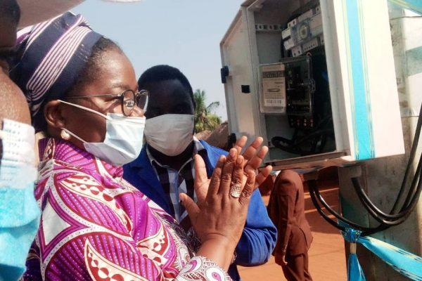 Massekope 12 decembre 2020 600x400 - Togo/ Vo: Afowuimé, Assihloin, Assiko-Kopé et Massékopé goûtent aux délices de l'électrification