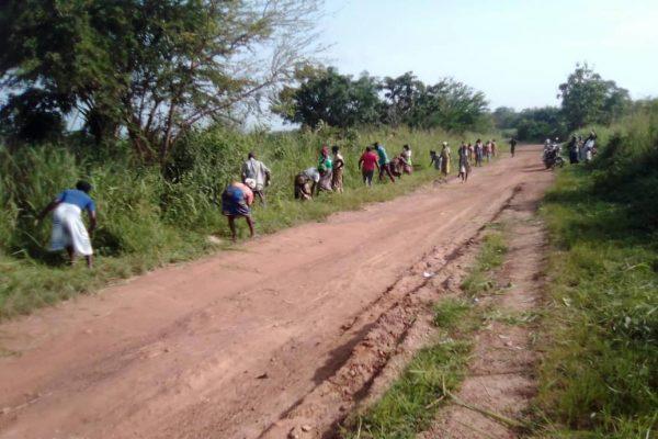 cantonnage 600x400 - Togo/ Cantonnage: tout va bien à Gboto-Vodoupé!