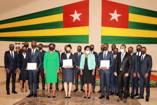 IMG 20210127 WA0053 600x400 - Togo: le Programme présidentiel d'excellence (PPE) pour le PND fait ses premiers diplômés