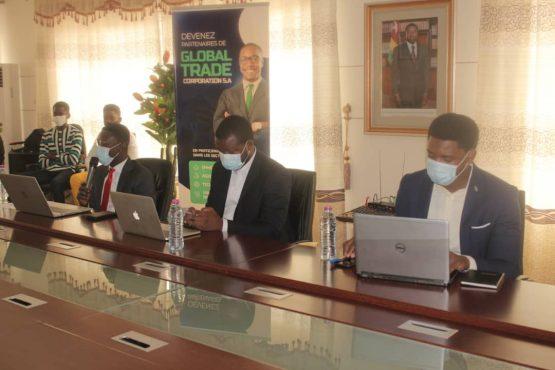 Global Trade corporation digitalisation 555x370 - Togo: www.globaltrade-app.com, la plateforme digitale de Global Trade Corporation SA