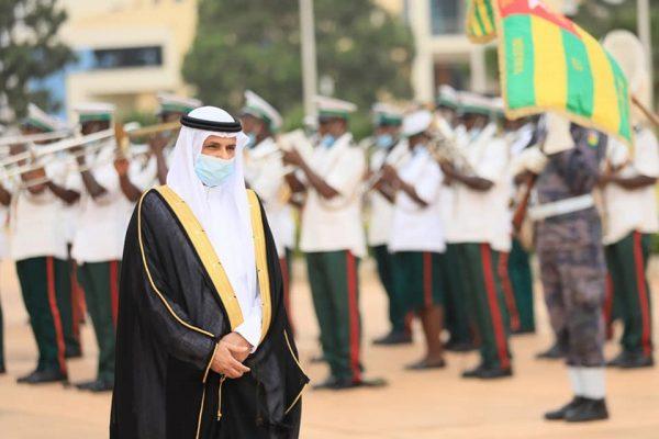 Nouvel ambassadeur dArabie Saoudite au Togo 600x400 - Diplomatie: Meshal Hamdan AlRoqi, nouvel ambassadeur d'Arabie Saoudite au Togo